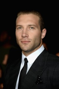 "LOS ANGELES, CA - MARCH 18: Actor Jai Courtney arrives at the premiere of Summit Entertainment's ""Divergent"" at the Regency Bruin Theatre on March 18, 2014 in Los Angeles, California. (Photo by Frazer Harrison/Getty Images)"